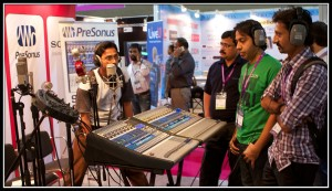 Presonus 3- ProMusicals - Broadcast India 2012