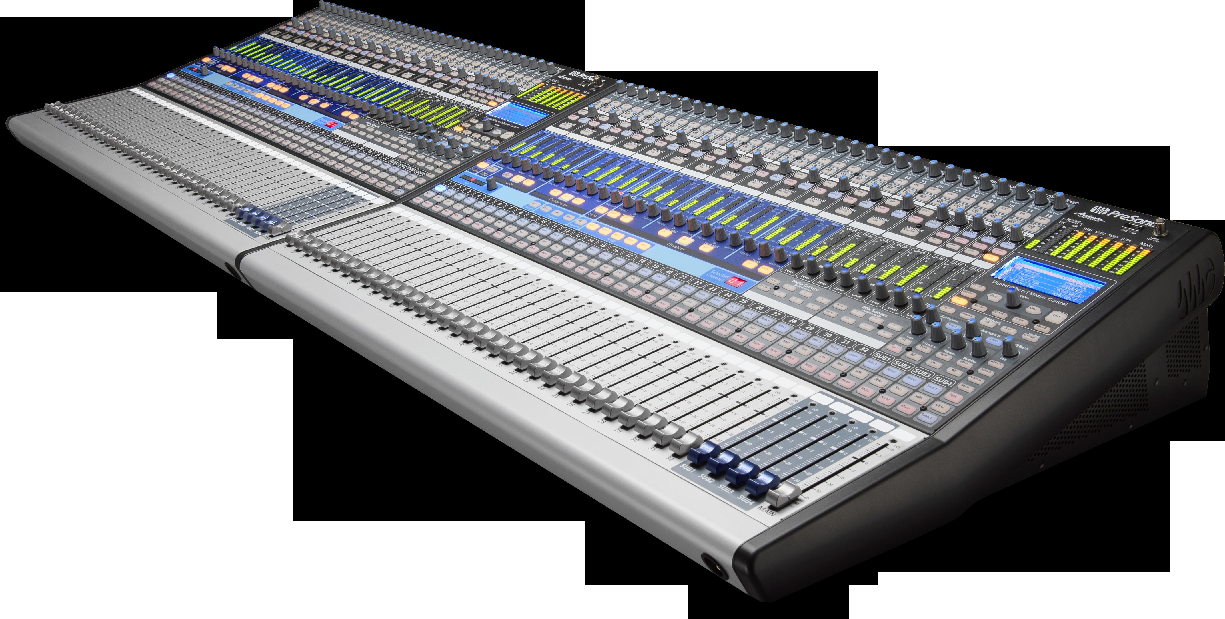 Studio Mixer Png