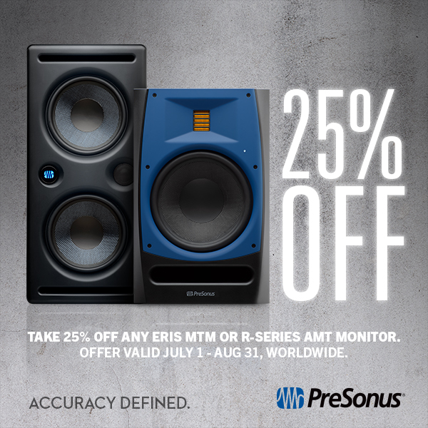 PreSonus Studio Monitors