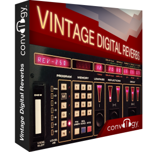 Convology Vintage Digital Reverbs