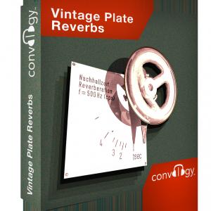 Vintage Plate Reverbs