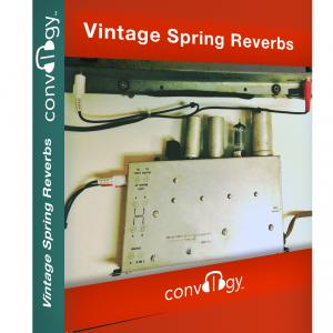 Convology Vintage Spring Reverbs