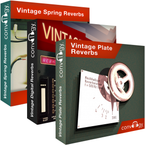 Convology Vintage Reverb Bundle