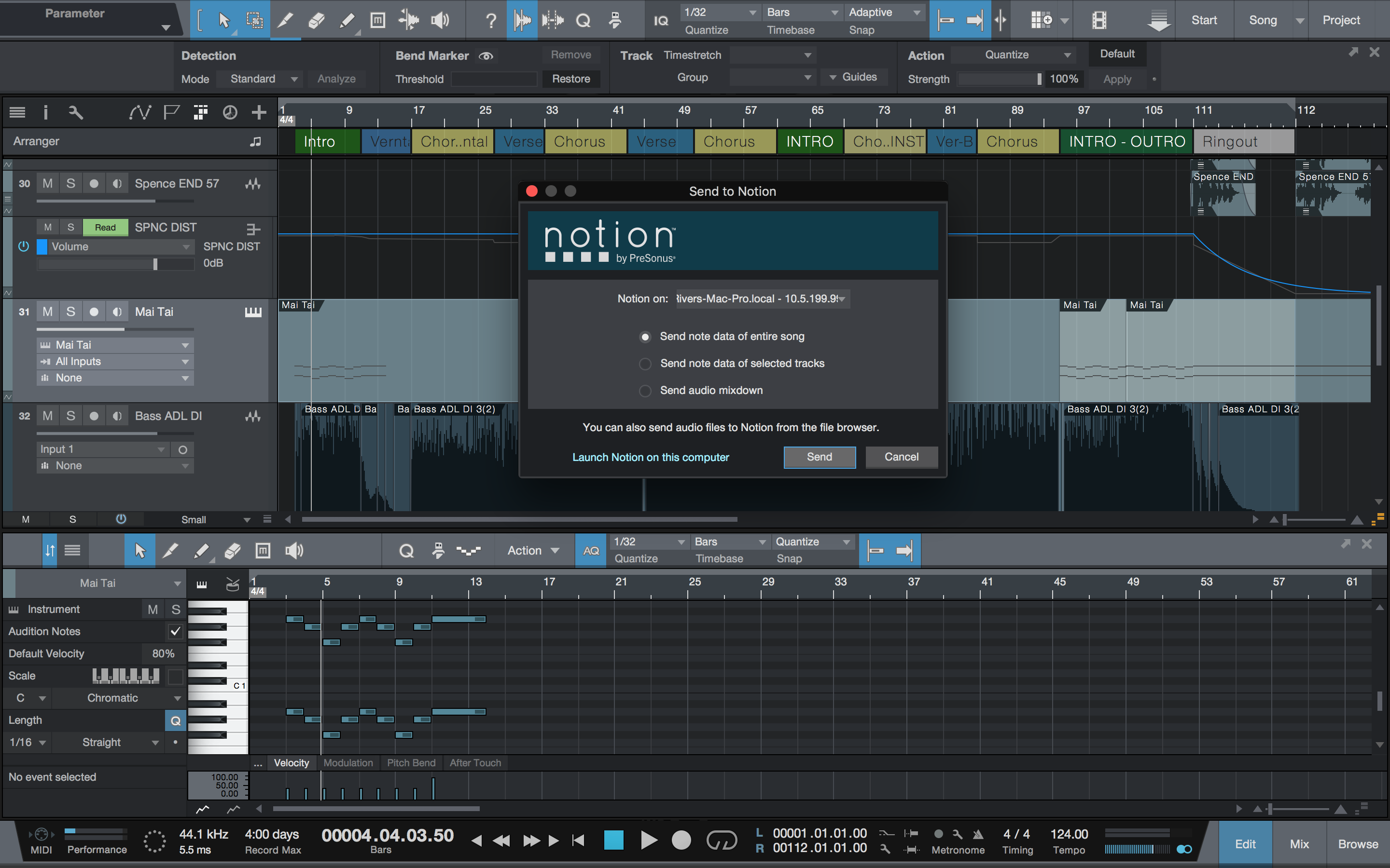 PreSonus Studio One 3 3 Adds Integration with Notion 6 and