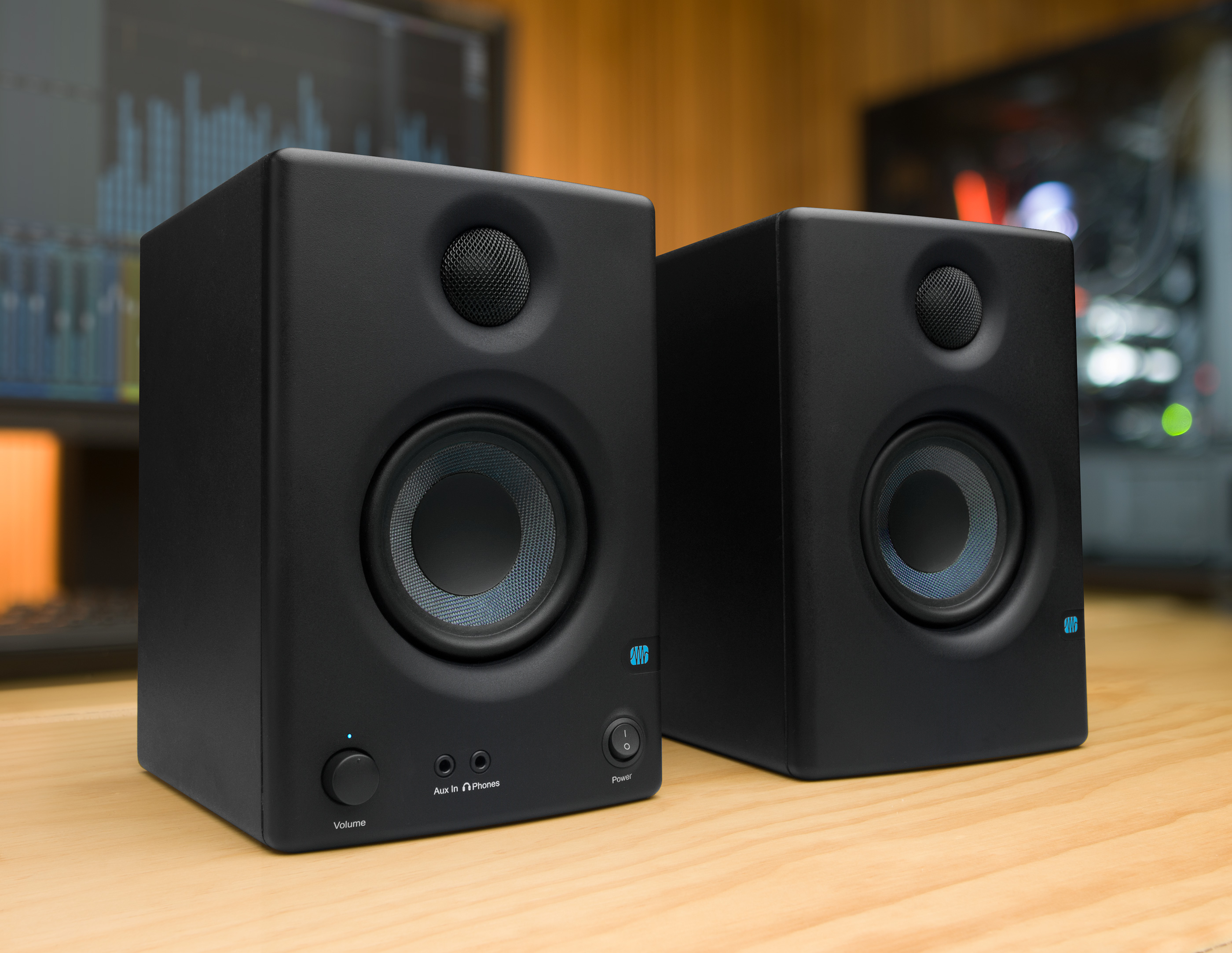 PreSonus Eris E3.5 Speakers Ideal for Gaming and Home Video Production |  Press Releases | PreSonus