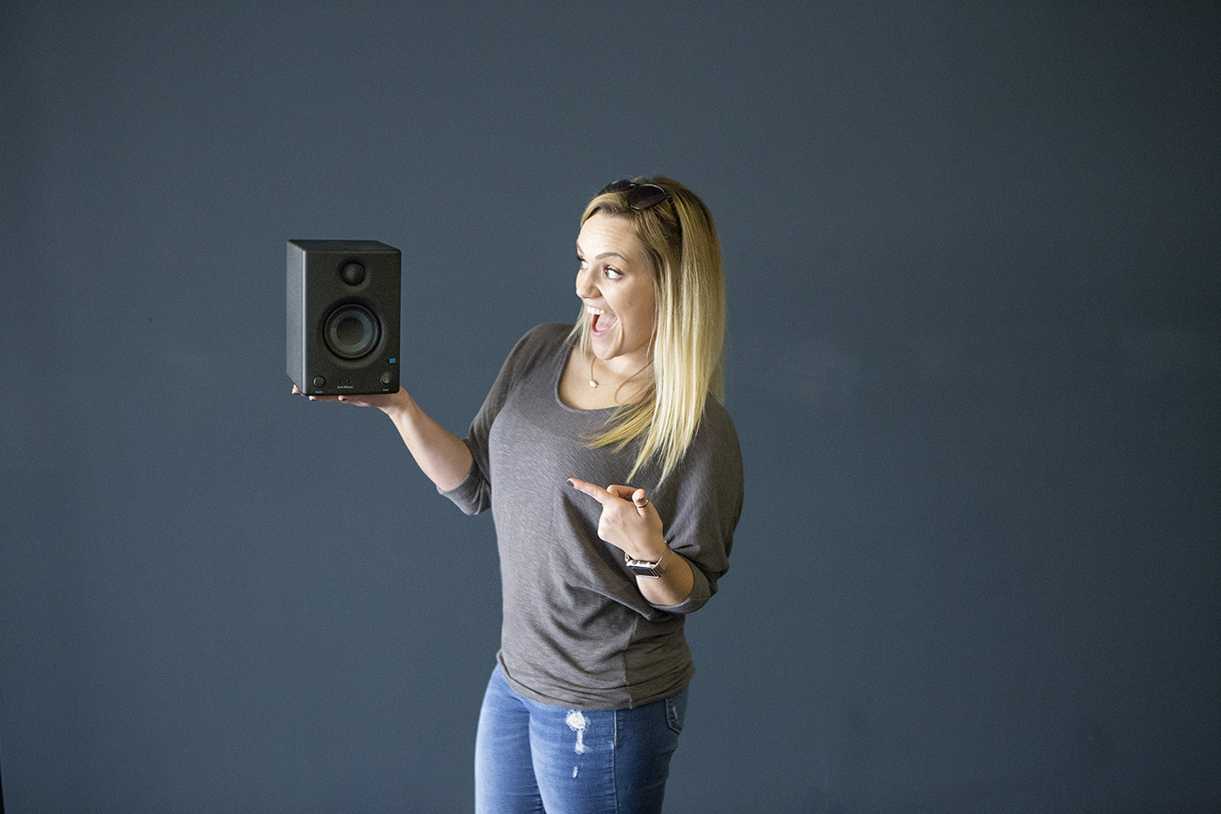12964f25d09 Here s more on Alex and her favorite PreSonus product the Eris 3.5s!