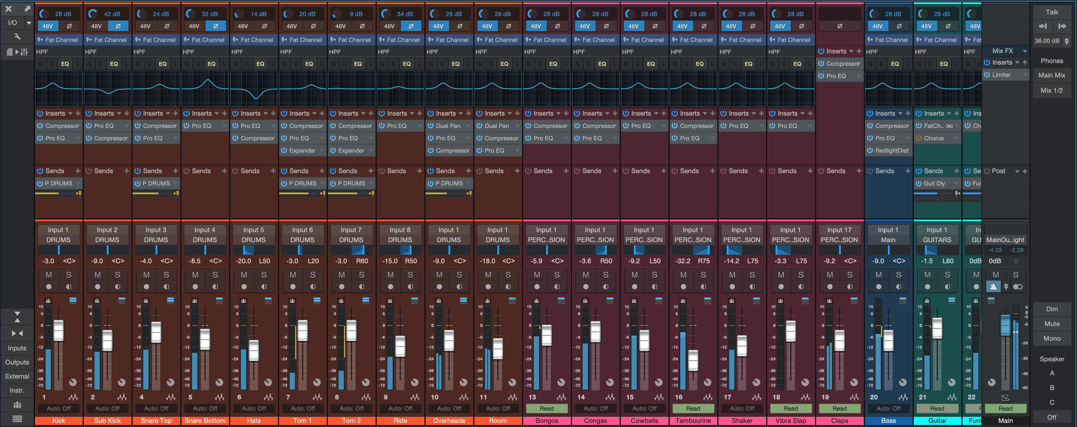 PreSonus Studio One 4 5 Adds 70+ Features and Enhancements | Press