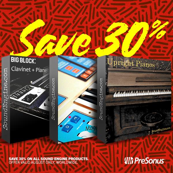 Promo / Discount Archives - PreSonus BlogPreSonus Blog